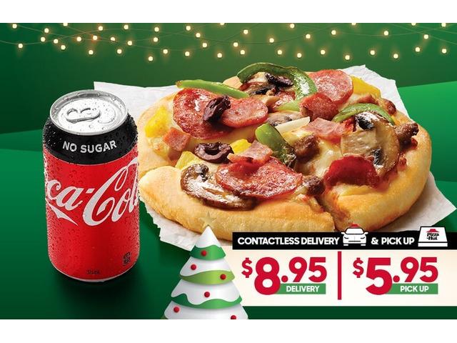 PERSONAL PAN COMBO On Sale Pizza Hut Moorebank - 1