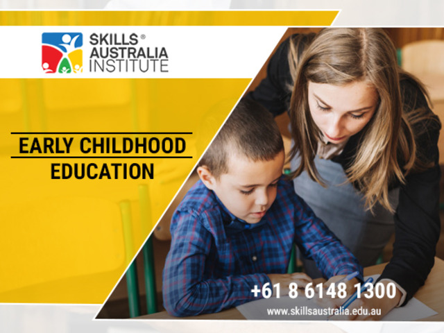 Become a childcare supporter with our child care training courses Perth - 1