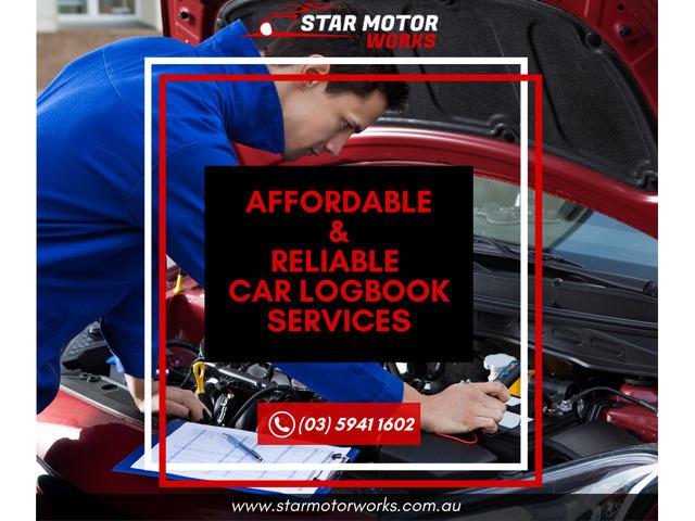Reliable Logbook Service in Pakenham - Star Motorworks - 1