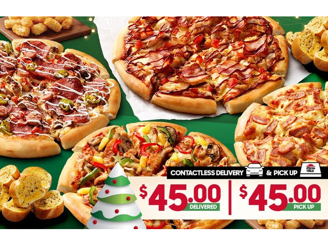 Large Pizza On Sale Pizza Hut Orange - Orange, NSW - 1