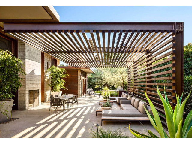 Pergolas Builder in Sutherland Shire - Ratcliffe Constructions - 1