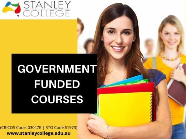 Grab the opportunity to study with government-funded course - 1