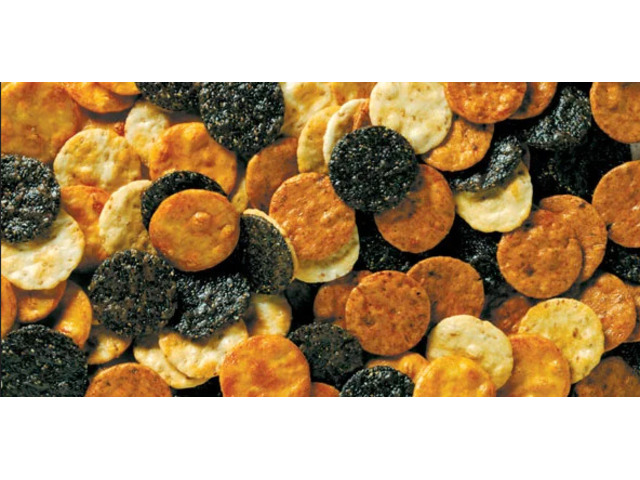 Organic Snacks From Spiral Foods - 1