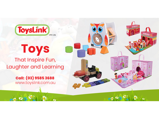 Buy from the Best Toy Wholesalers in Melbourne - 1