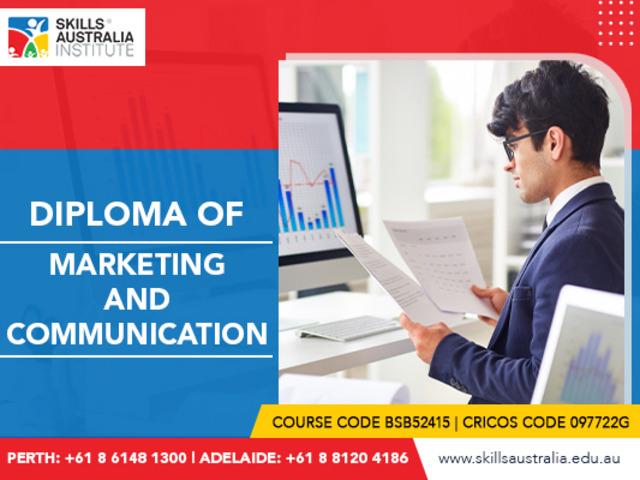 Enhance your marketing skills with our diploma of marketing Perth - 1