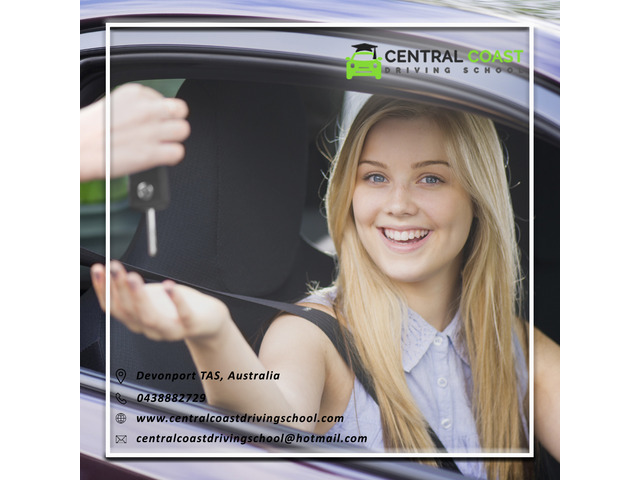 Driving Lesson Devonport | Central Coast Driving School Australia - 2