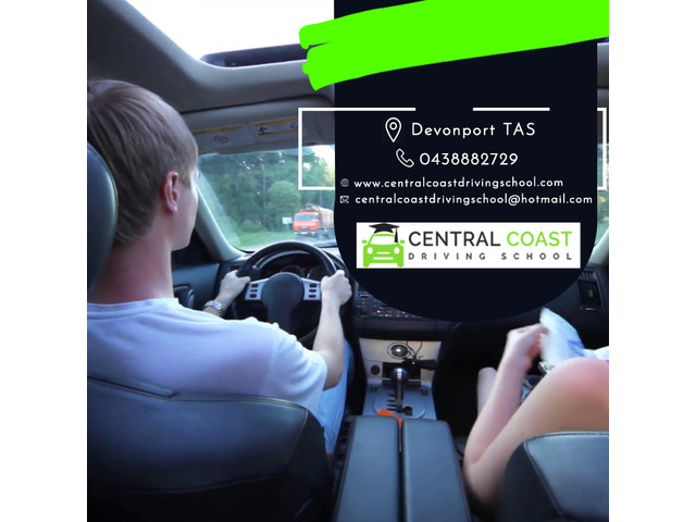 Driving Lesson Devonport | Central Coast Driving School Australia - 3