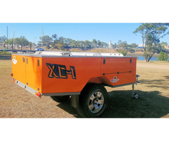 Kelly Campers XC-1 Aussie Made Camper Trailers For Sale