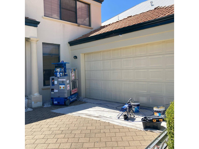 Commercial Painters Perth - 1
