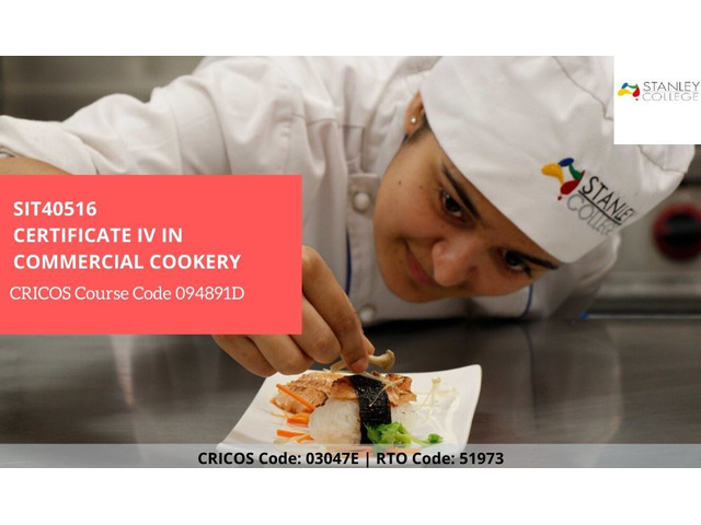 Learn food industry tactics with our certificate iv in commercial cookery course - 1
