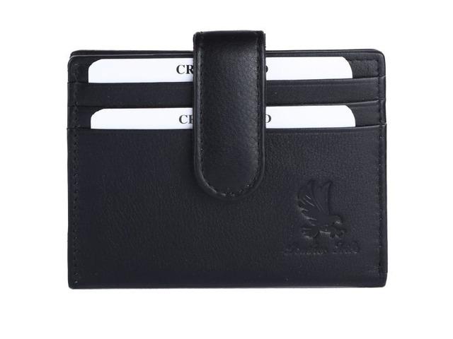 Mens Leather Wallet Melbourne - 1