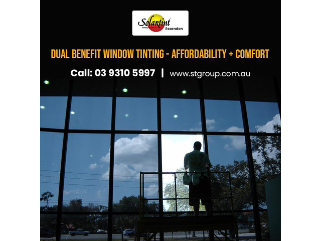 Book our house window tinting and enjoy your personal moments - 1