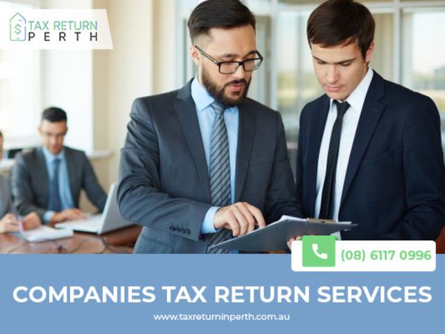 Company Tax Return - 1