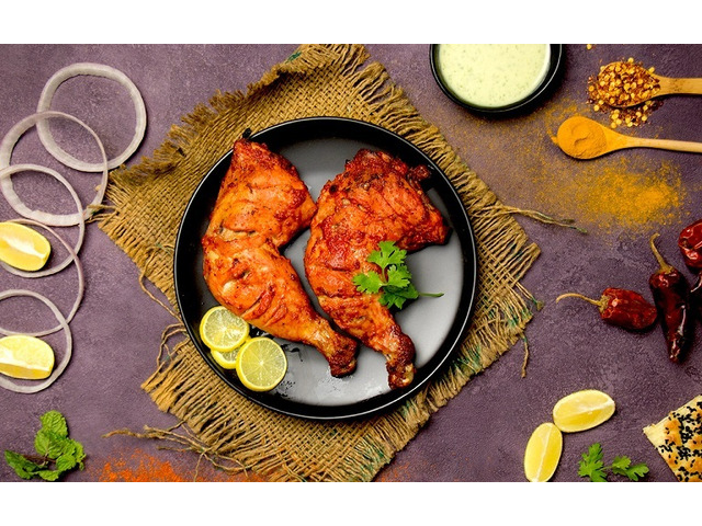 10% Off - XMAS Special Offer Alert at Nh8. Indian cuisine - 1