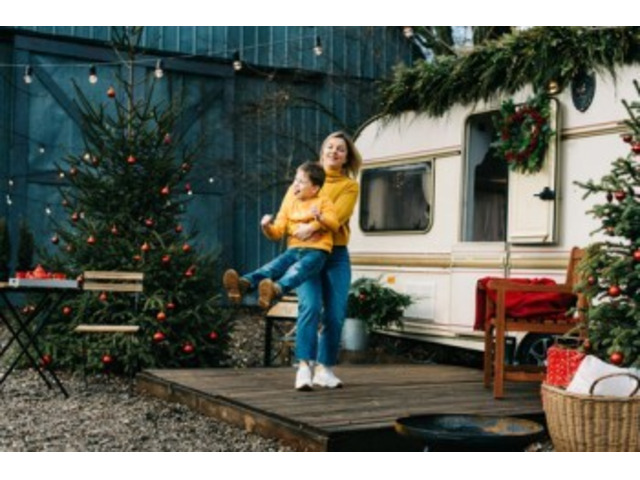 How to Celebrate Christmas in a Caravan? - Xtend Outdoors - 1