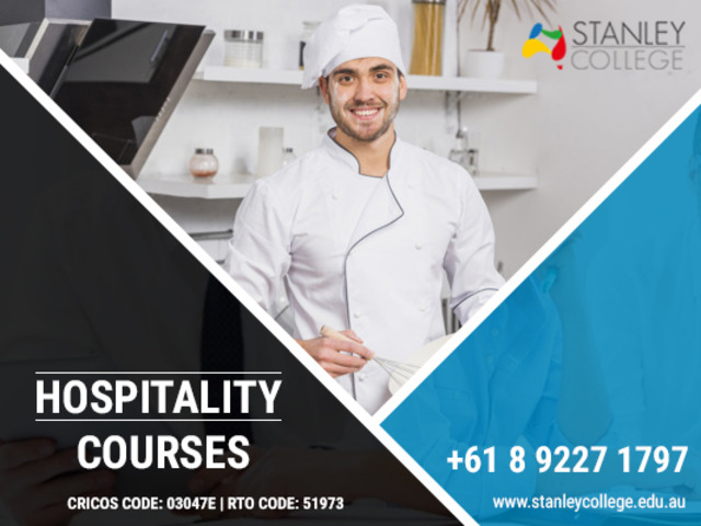Enter in Hospitality industry with hospitality skills by doing Advanced Diploma of Hospitality Perth - 1