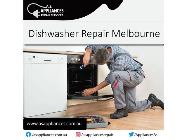 Dishwasher Repair Melbourne - 1