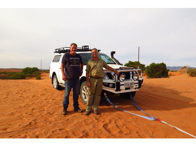 Customised 4WD Courses: Pindan Tours and 4WD Training - 1