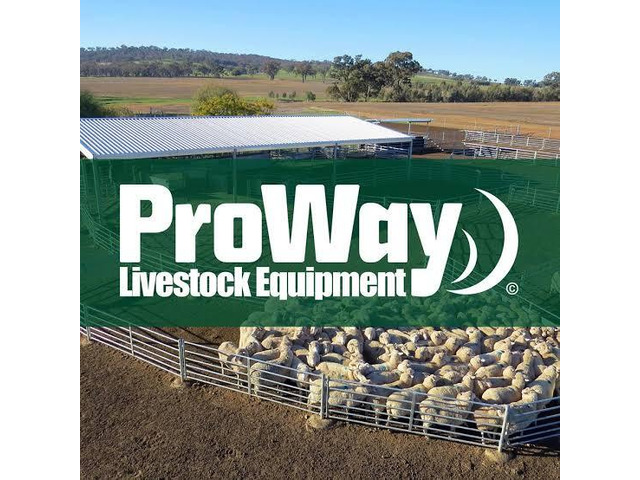 Portable Cattle Yards from ProWay Livestock Equipment - 1