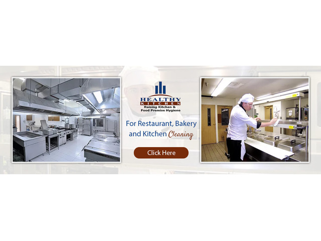 Know the importance of cleaning in the food industry - 1