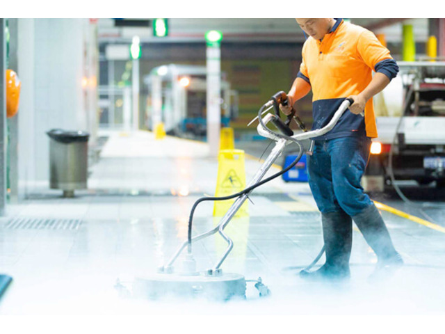 Factory Cleaning Services in Melbourne - 1