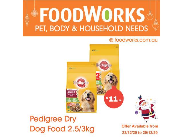 Pedigree Canned Dog Food - Essential Item, FoodWorks Clovelly - 1