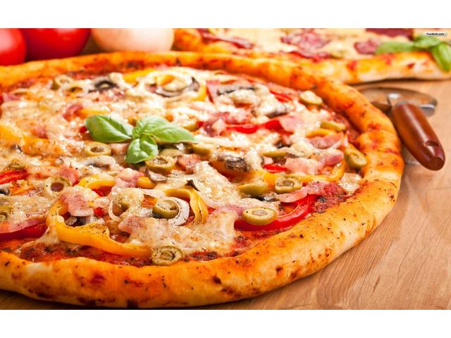 Cheesy Pizza's  15%  0FF @ Belvidere Pizza - Belmont,  WA - 1