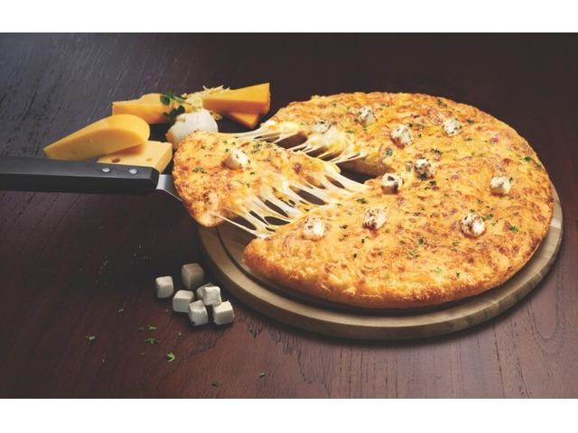 Cheesy Pizza's  15%  0FF @ Belvidere Pizza - Belmont,  WA - 2