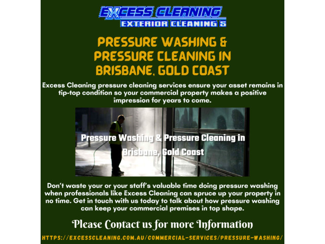 Excess Cleaning   pressure-washing - 1
