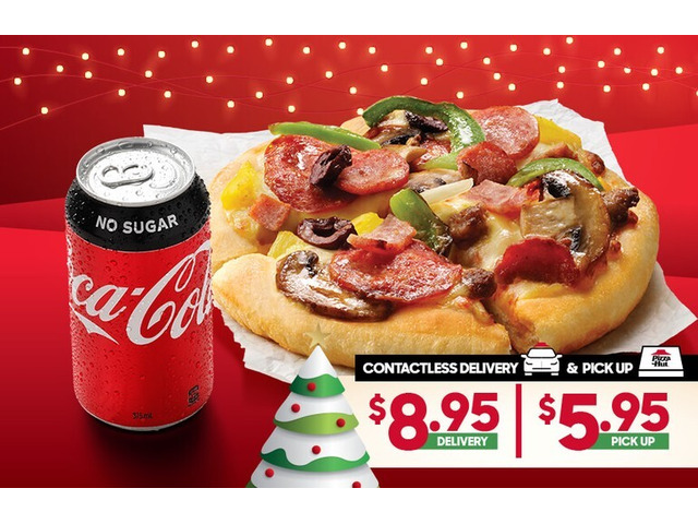 PERSONAL PAN COMBO On Sale Pizza Hut Orange - Orange, NSW - 1