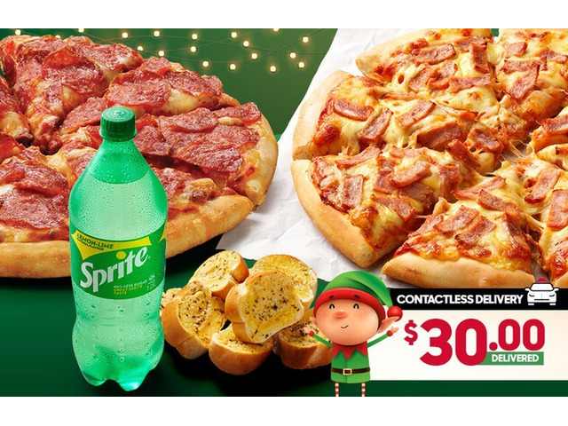 Pizza On Sale Pizza Hut Orange - Orange, NSW - 1