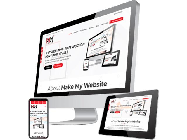 Web design Blacktown - 1