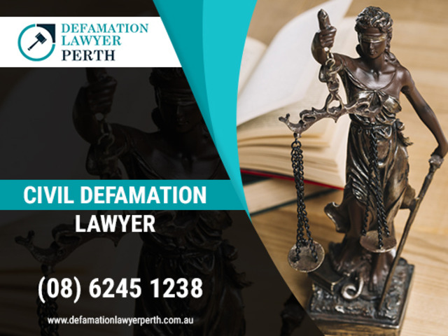 Hire best civil defamation lawyer in Perth! - 1