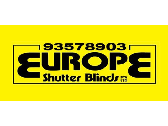 Automatic & Manual Security Roller Shutters | Europe Shutter Blinds - 1
