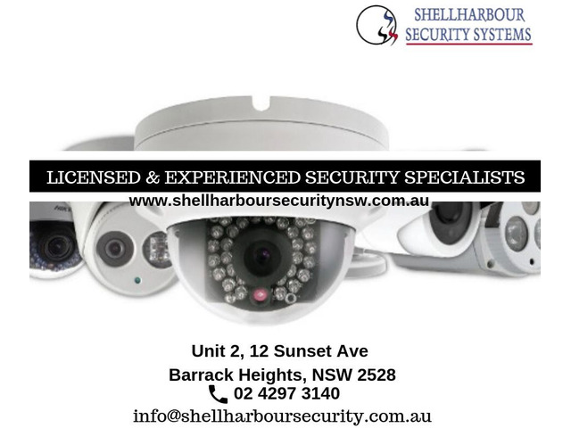 Best Security Consultant in Wollongong - Shellharbour Security System - 1