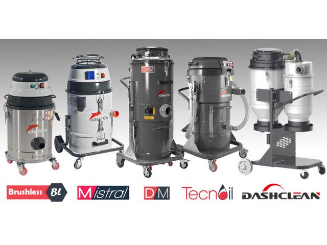 Australian Industrial Vacuum - 2