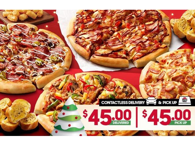 Large Pizza On Sale Pizza Hut Moorebank - Moorebank, NSW - 1