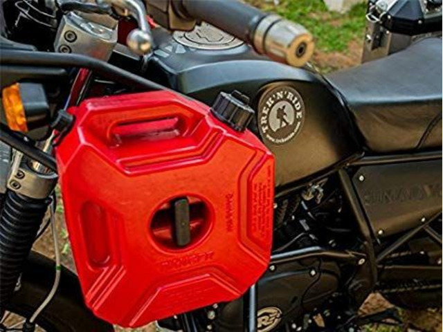 Buy Motorbike Fuel Tanks By Liquid Containment - 1