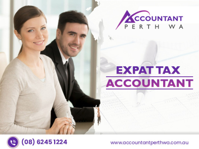 Fill Your Expat Tax Return With  Expat Tax Accountant In Perth - 1