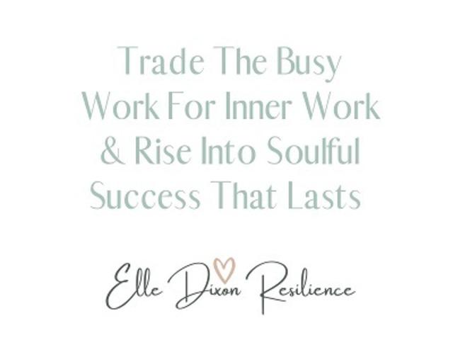 Soulful success program with Elle Dixon - 1
