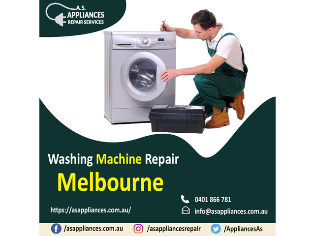 Washing Machine Repair Melbourne - 1
