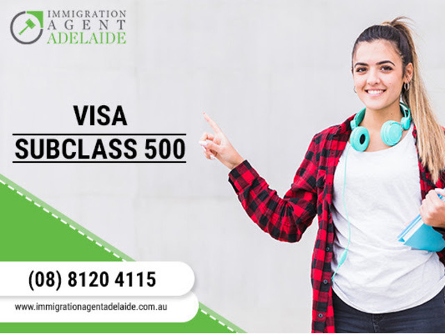 Subclass 500 Student Visa | Migration Agent Adelaide - 1