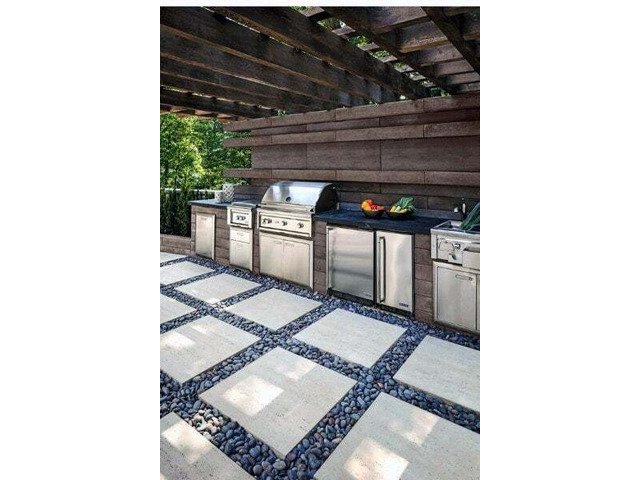 Get Stander Outdoor Kitchens With Cabinets at the Best Price from Labasa Joinery - 1