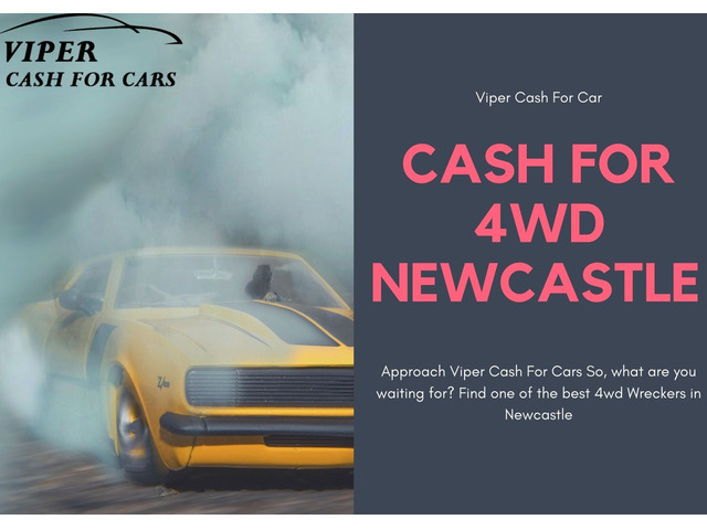 cash for 4wd newcastle - 1