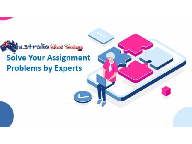 Solve Your Assignment Problems by Experts - 1