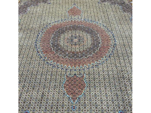 Buy 6x4m Superfine Persian Birjand Rug for Massive Room Size From Shoparug - 1