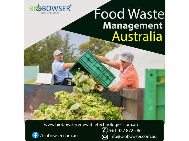 Food Waste Management Australia - 1