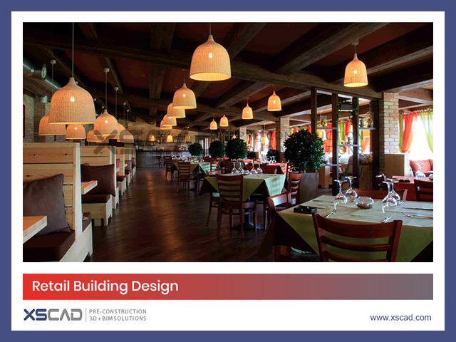 Is Retail Building Design Served Better with 2D or 3D? - 1