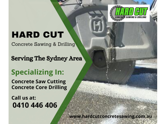 Expert Concrete Cutting and Drilling Services in Sydney - 1