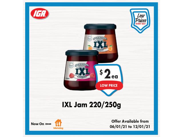 IXL Jam  at IGA Ravenswood - 1